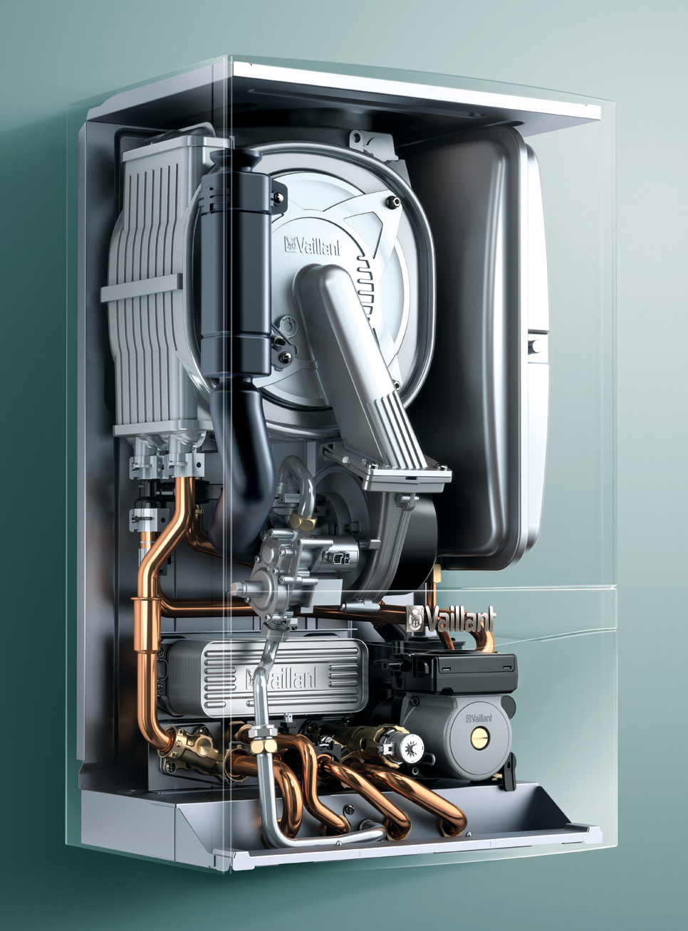 Inside - Vaillant ecoTEC PRO Boiler