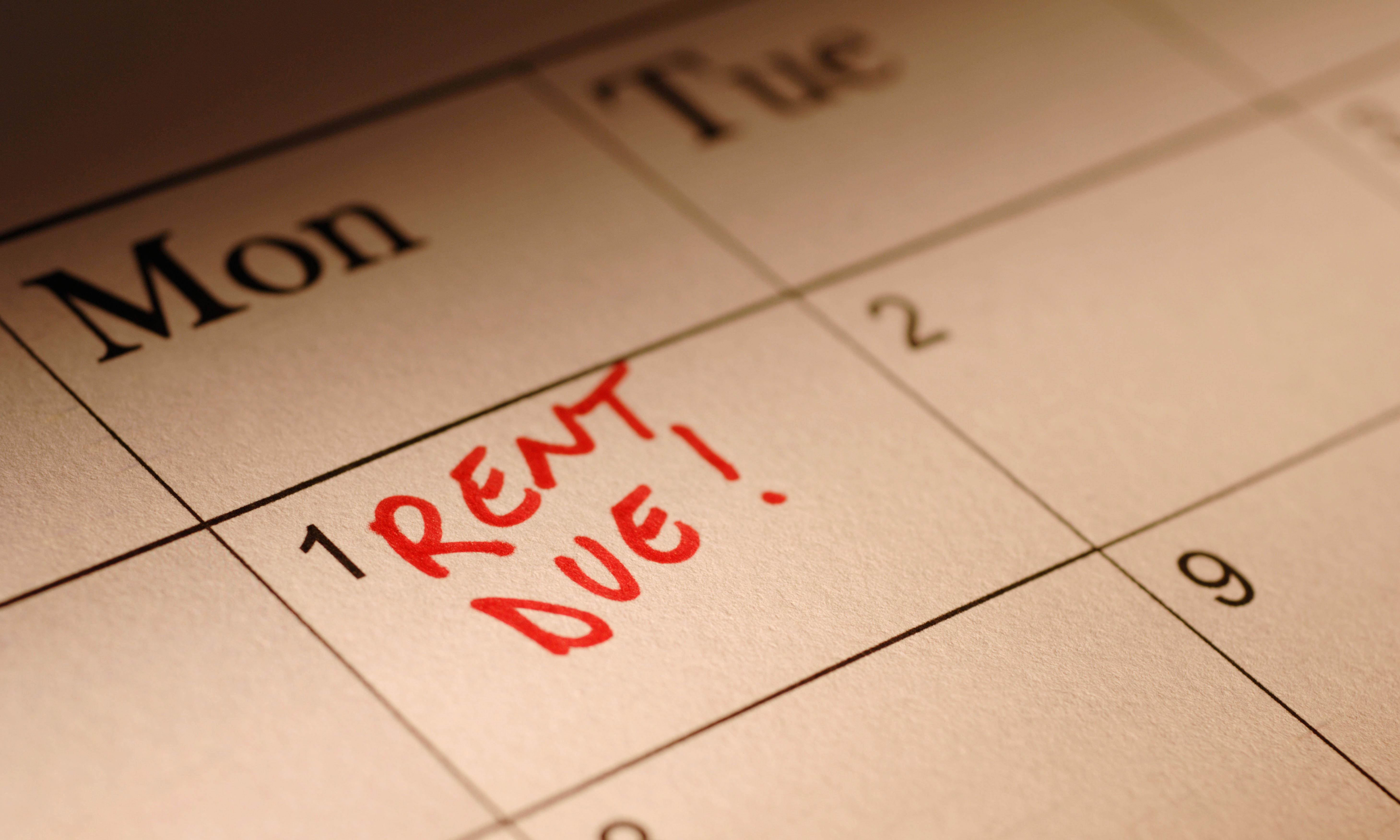 Commercial Rent collection slow but sure in most cases…