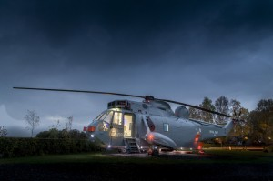 SEA KING HELICOPTER GLAMPING-149