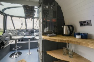Sea King helicopter glamping-065