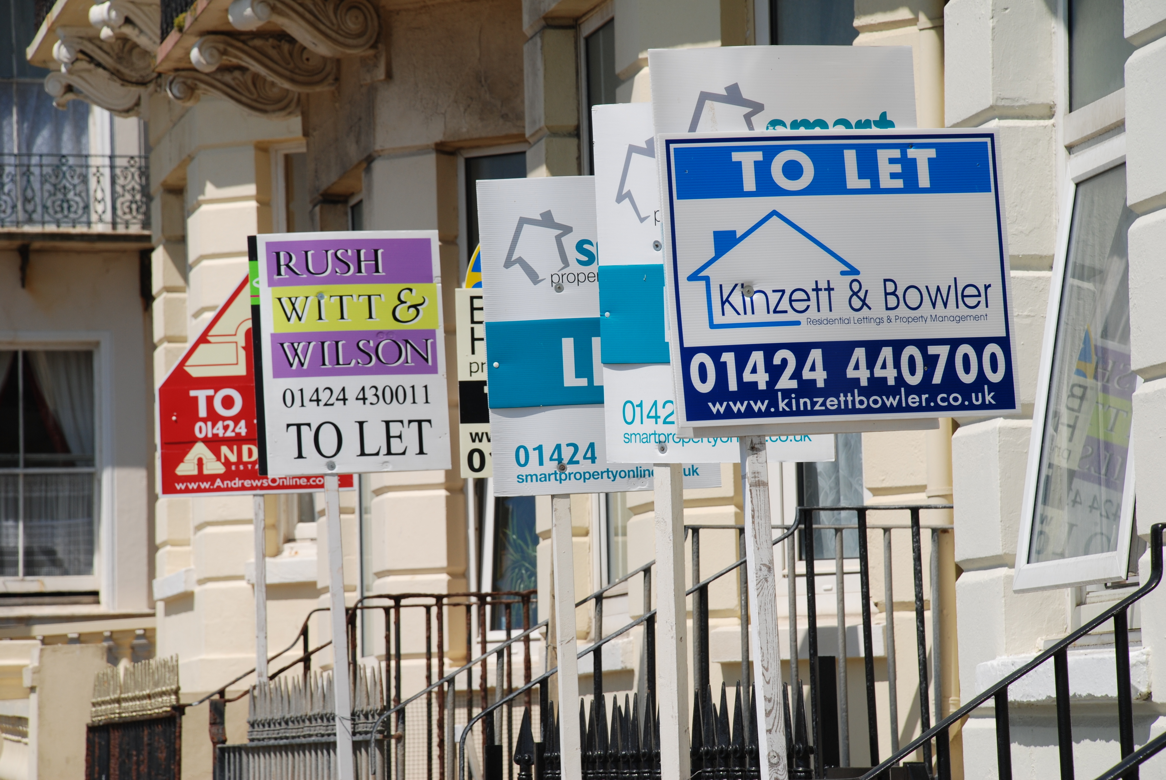Buy to let property business plan