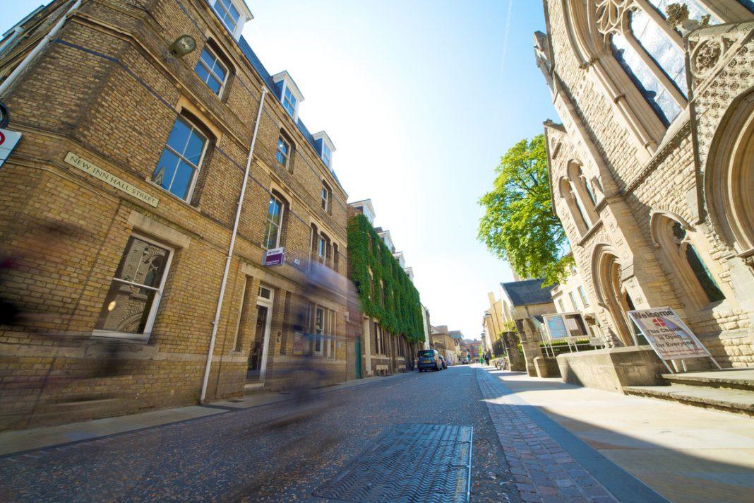 Oxford - Campus