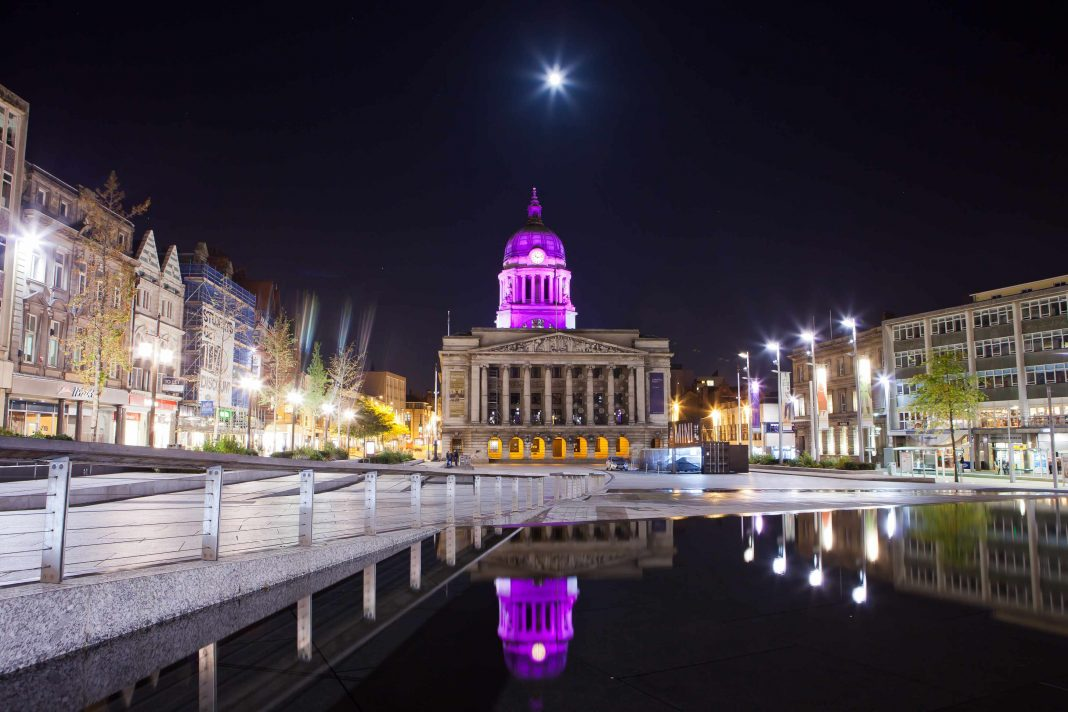 Nottingham City