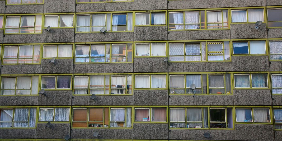 London Housing Slum