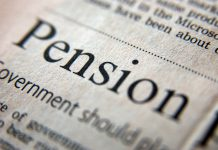 Pensions - Newspaper