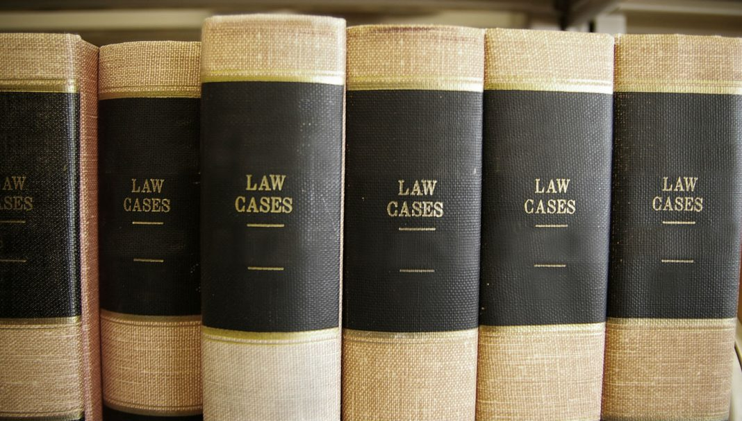 Law Cases - Books