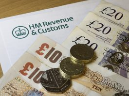 HMRC Tax Cash