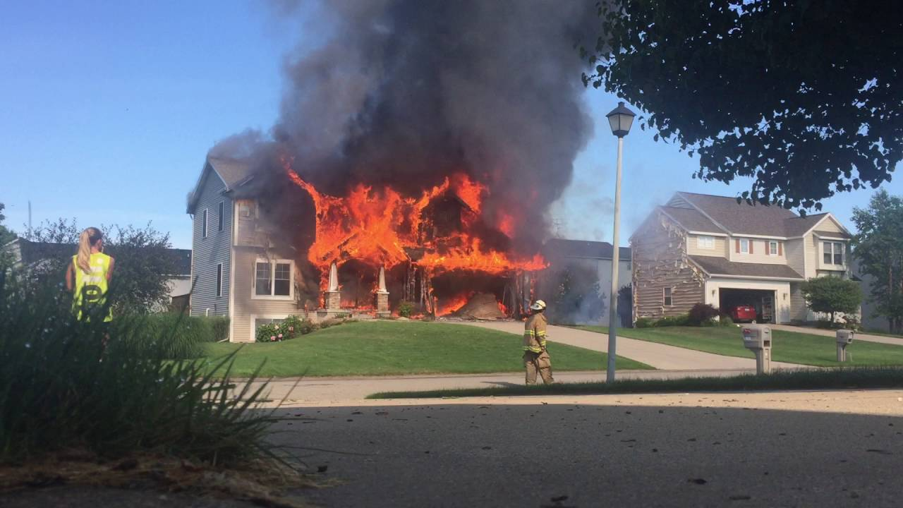 Two Children Dead After Couple Sets A House On Fire
