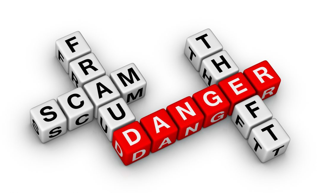 Fraud Scam - Property fraudsters
