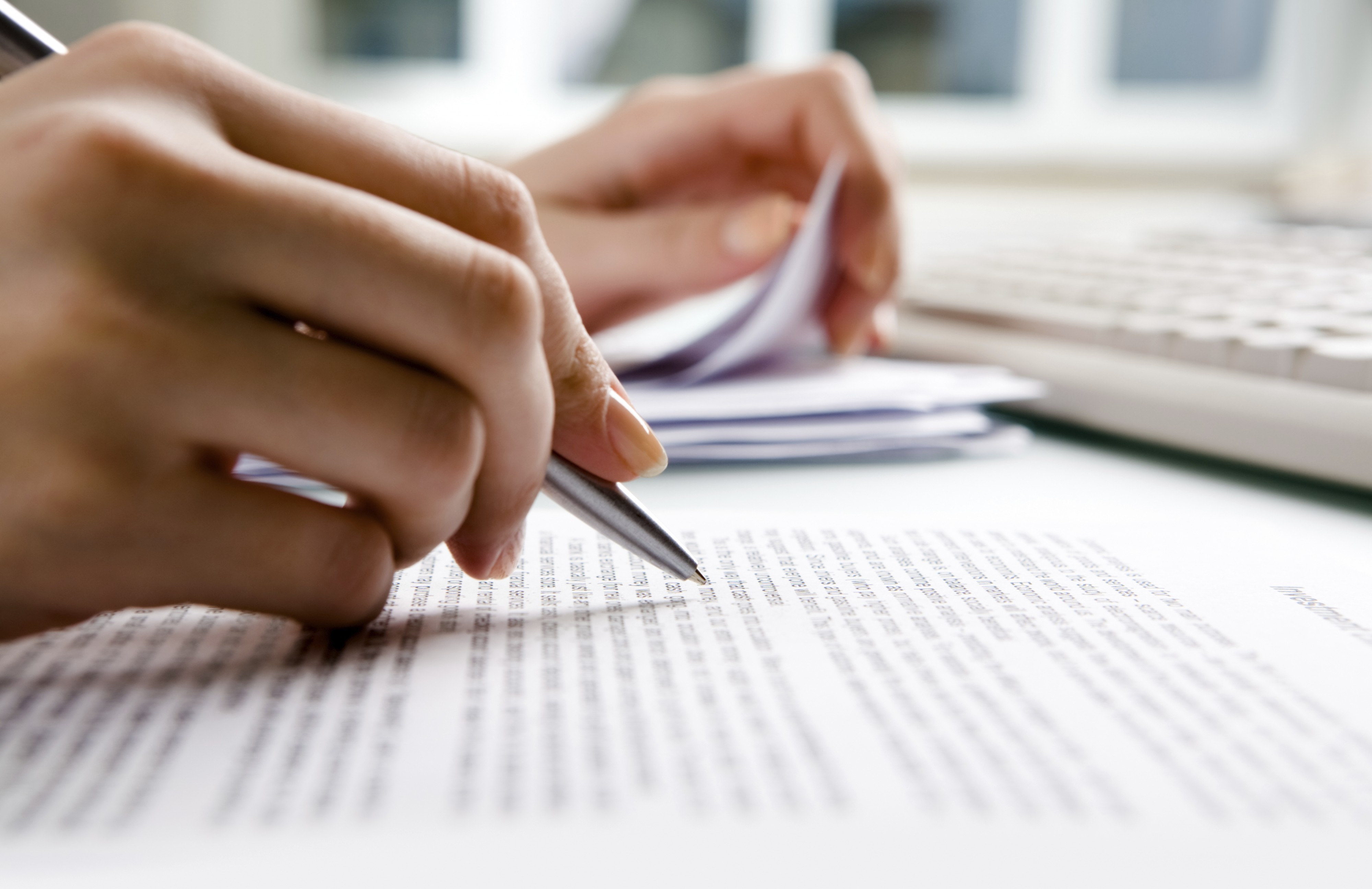Legal Issues – signing an agreement as a deed