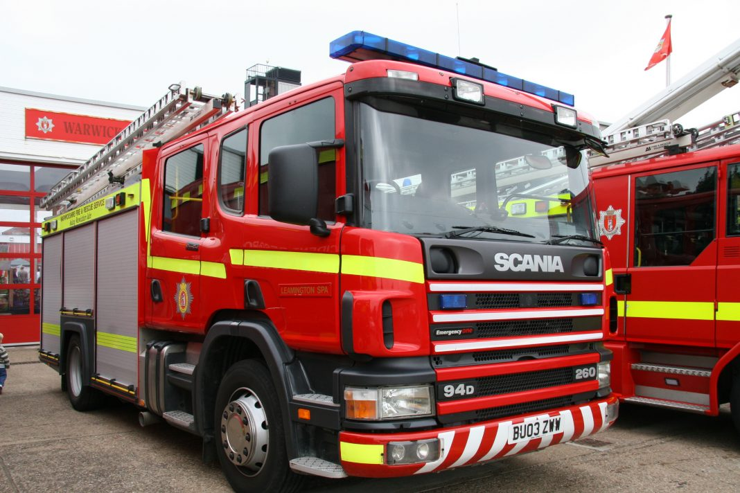 Fire Safety Engine