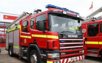 Fire Safety Engine