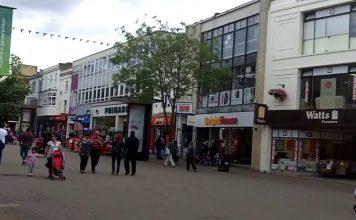 Town Centre Shops