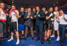 Paul Shamplina Boxing