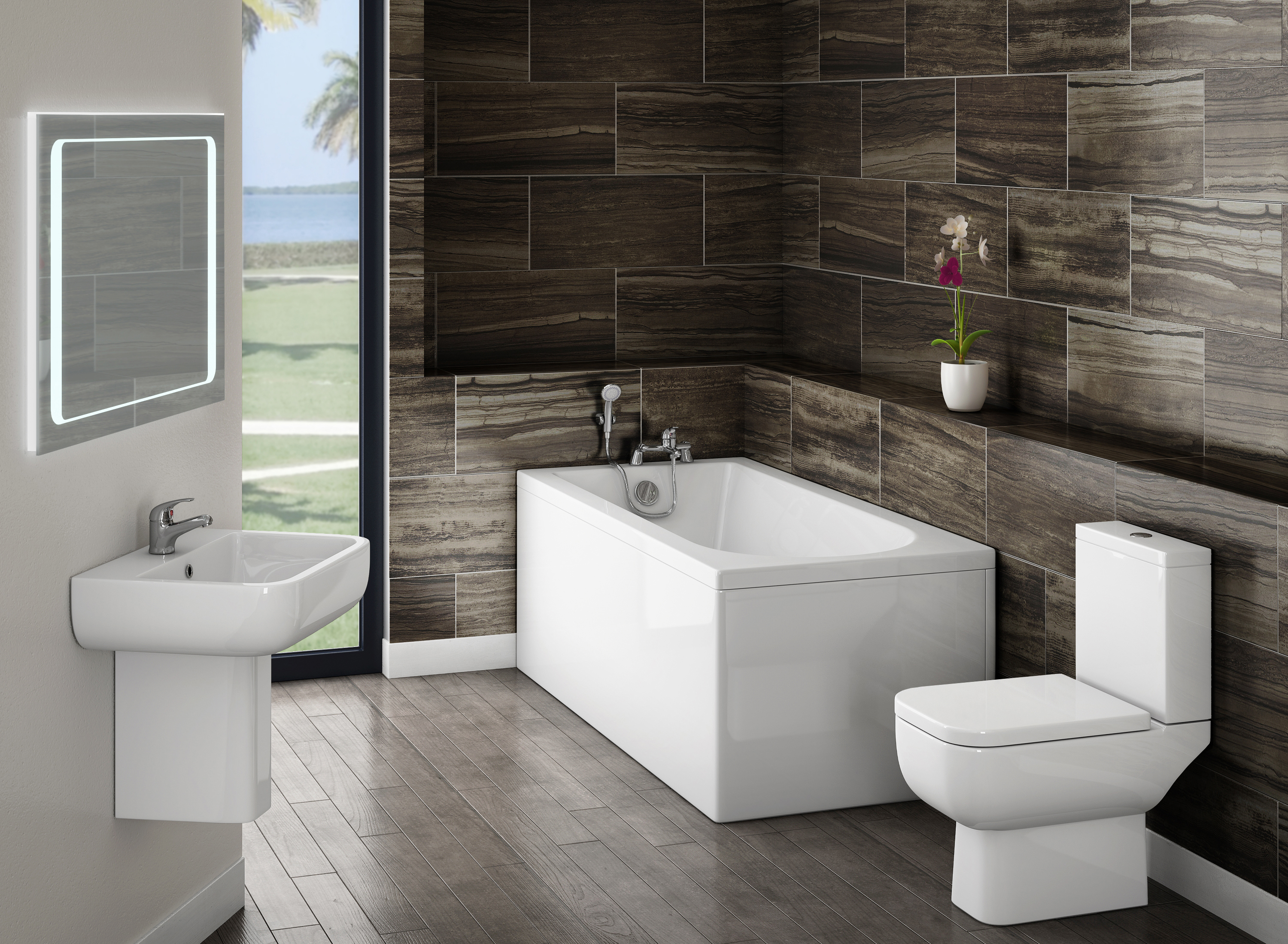 Bathroom Suite Remodeling Your Bath On A Budget