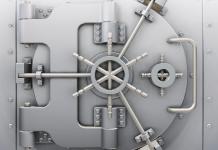 bank vault safe