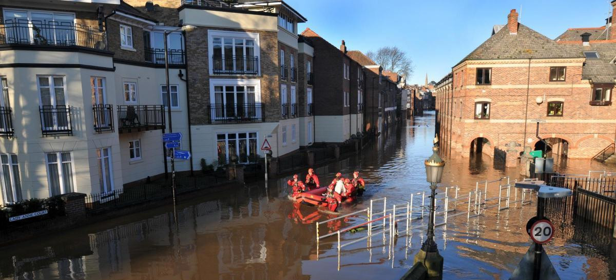 YOUR forum questions answered: Why is my flood insurance going up?