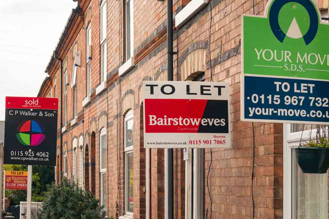 Is the policy of moving the housing market in favour of first time buyers failing?