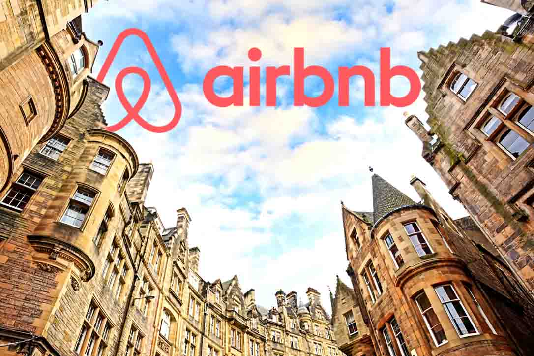 Airbnb to trial 'snooping software' in Scotland to help councils spot illegal lets