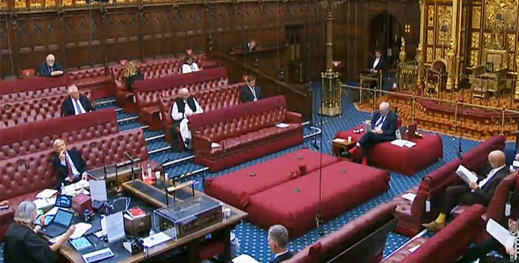 WATCH: Parliament to debate proposed extension to evictions ban tomorrow