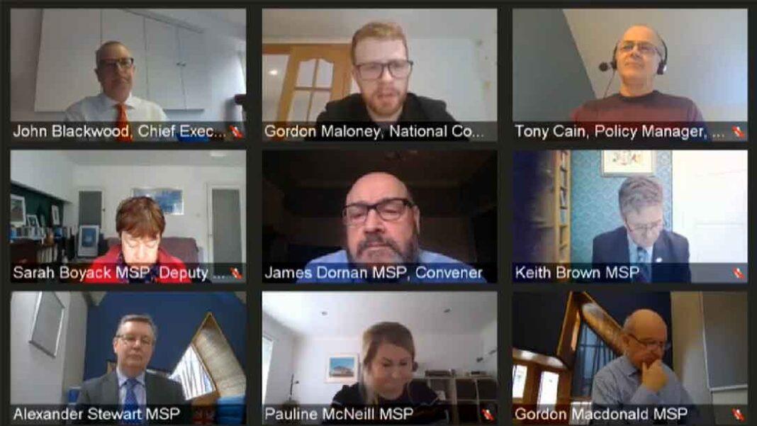 scots commitee rents landlords