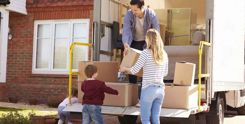 moving home tenants