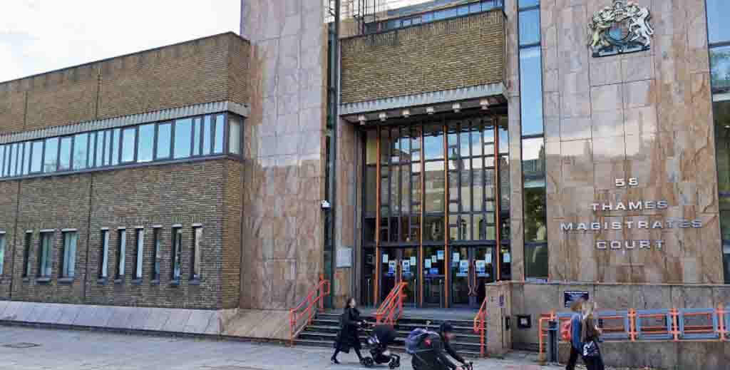thames magistrate court