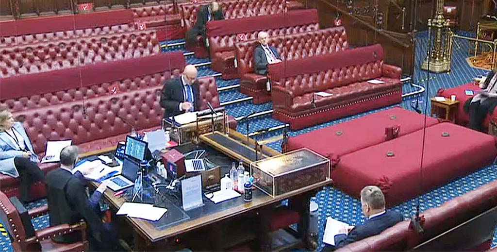 evictions ban lords