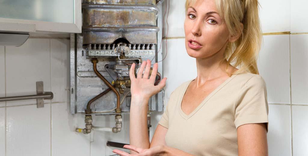 gas boiler safe