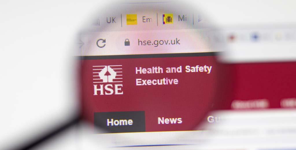 HSE gas safe engineer boiler