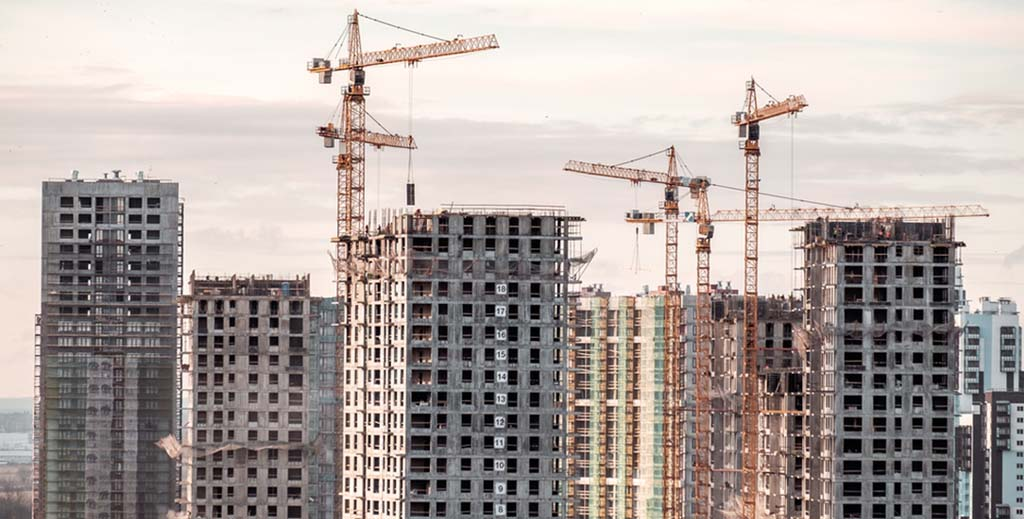 building boom covid