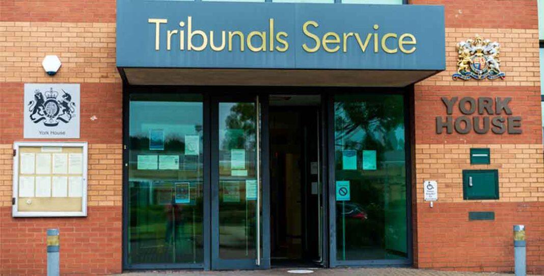 tribunals holding deposits