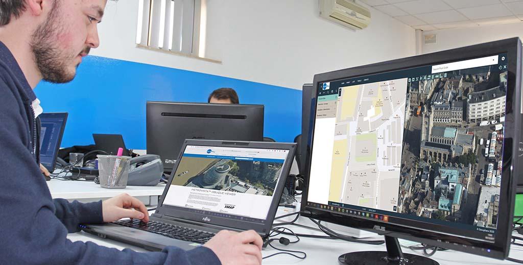 blue sky high definition imagery enforcement prs