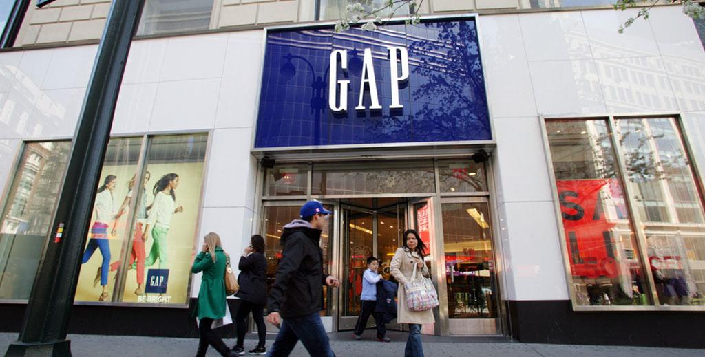gap shop closing