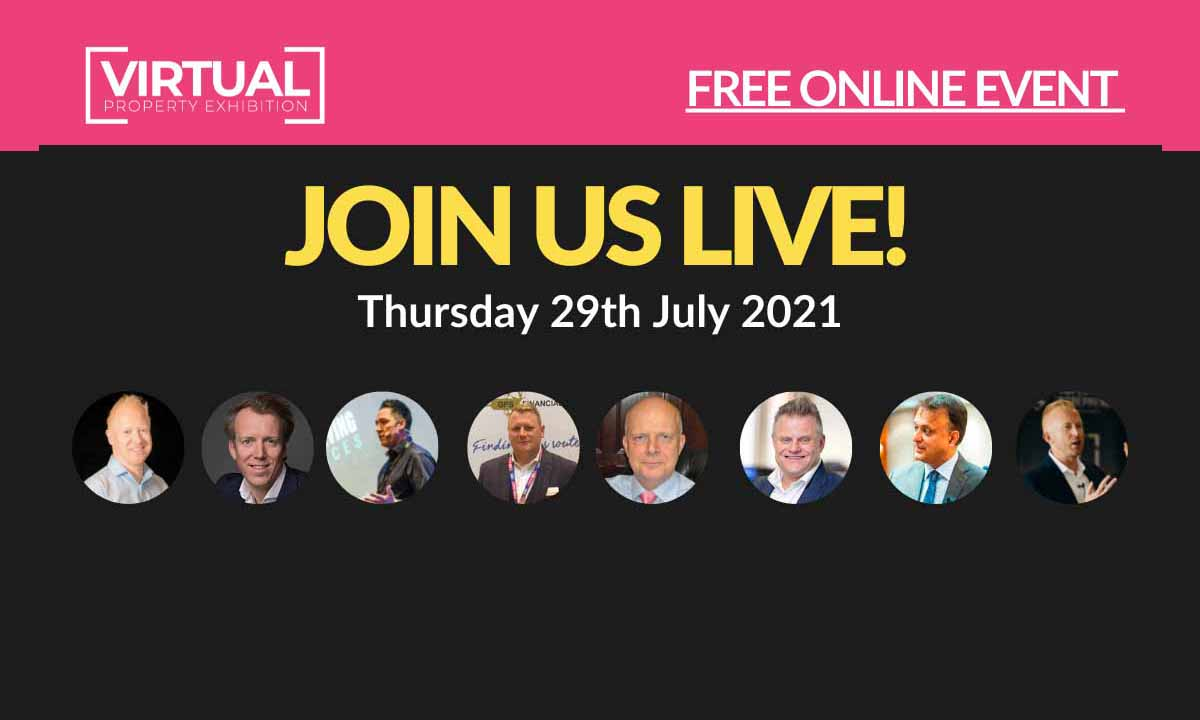Pioneering FREE virtual landlord show to stage final event as Covid retreats