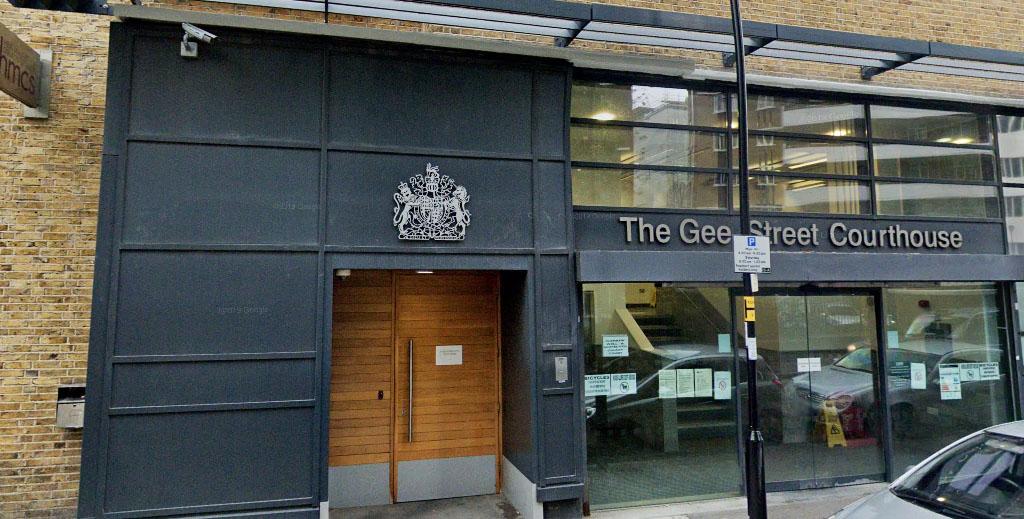 gee street clerkenwell court