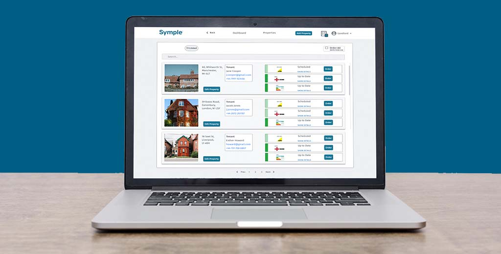 Say goodbye to gas, electrical and EPC paperwork, new platform promises landlords