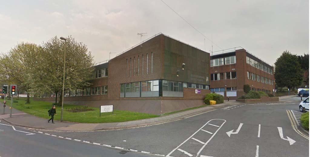 EPCs south Derbyshire council